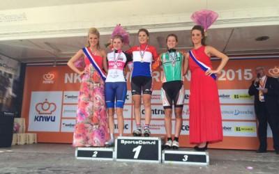 Nationale titels voor Yara Kastelijn en Stijn Daemen