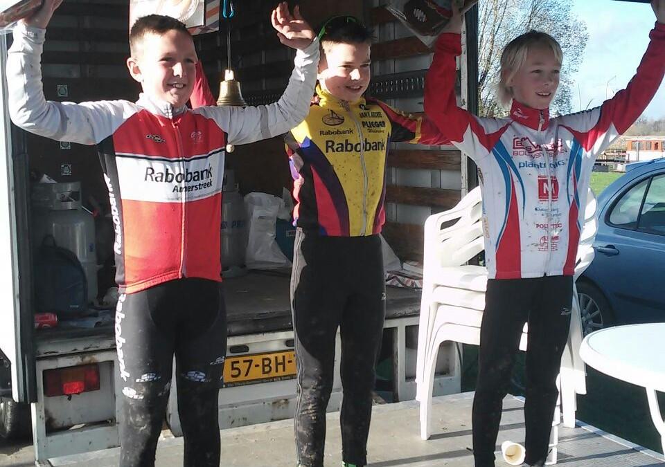 Uitslagen wintercompetitie mtb Nieuwpoort