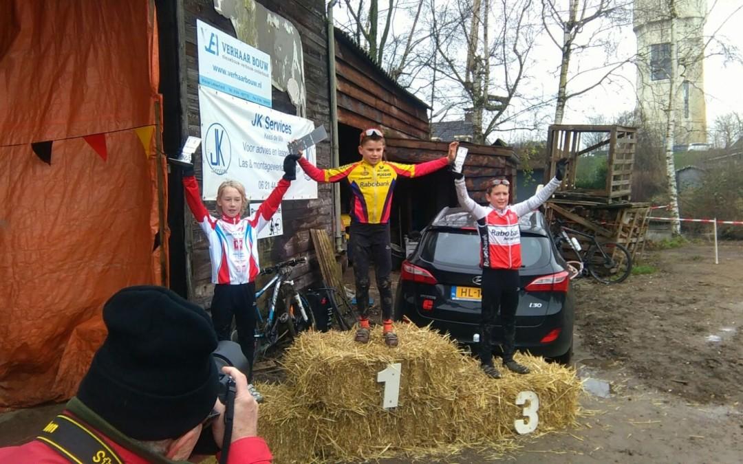 Verslag mtb-wedstrijd Nieuw-Lekkerland