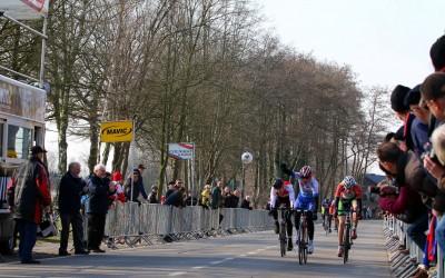 Martijn Räkers 3e in Rijkevorsel