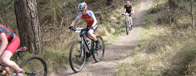 Officiële opening MTB-parcours