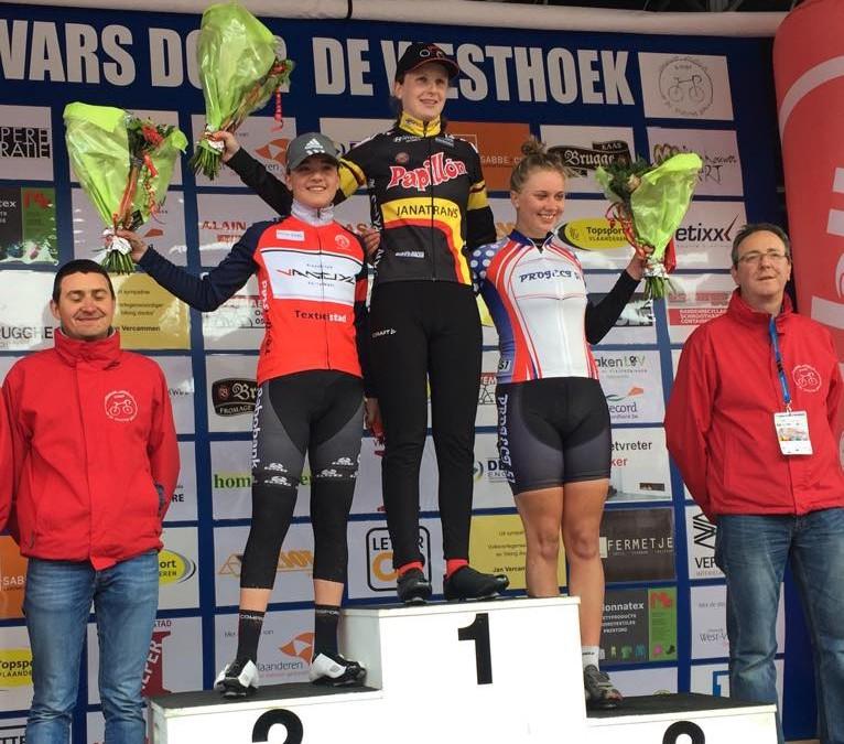 Sabine Heij 2e in Boezinge