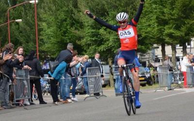 Hidde van Veenendaal kampioen van Zuid-Nederland