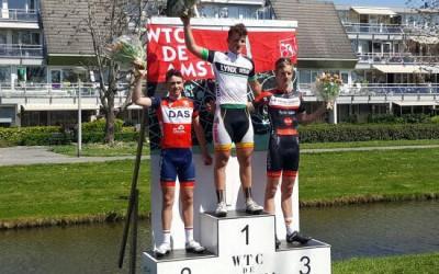 Hidde van Veenendaal 2e in Amstelveen