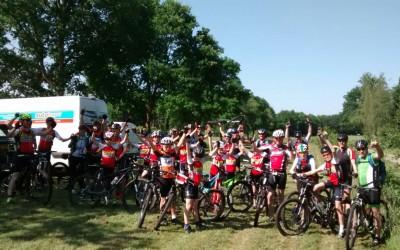 Jeugdmountainbike trainingskamp Dwingeloo