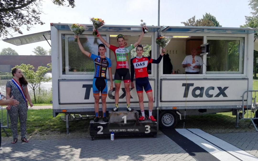 Robin Beije 3e in Nieuwendijk