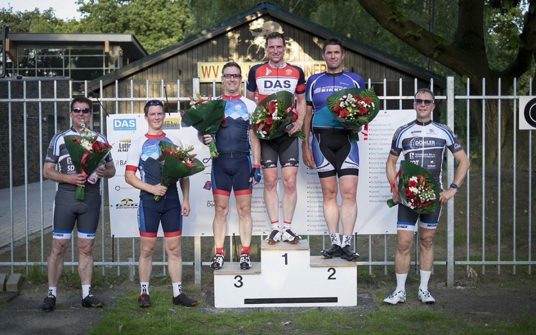 Coen Plompen wint eerste DJR-sponsoromnium