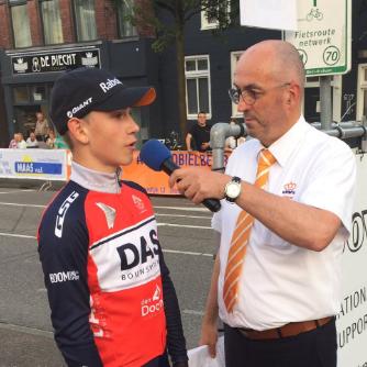Hidde van Veenendaal wint in Oudenbosch