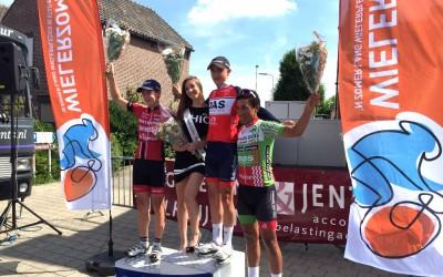 5e overwinning voor Van Veenendaal