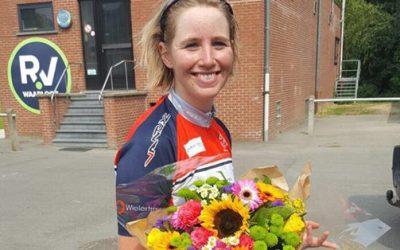 Maartje Ekelmans 3e Benelux kampioenschappen