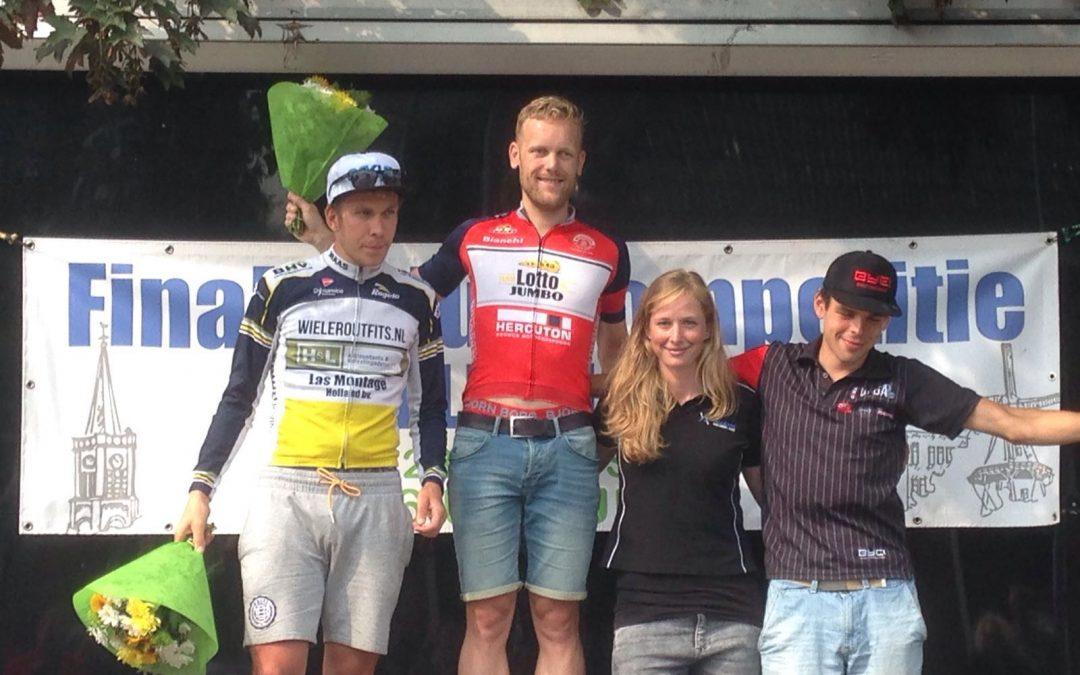 DJR 3e in clubcompetitie, Eefting winnaar individueel klassement