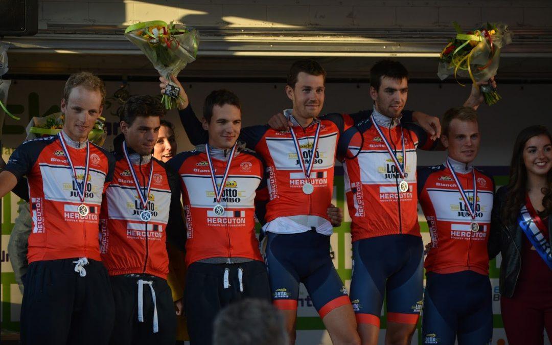 A-ploeg 2e op NCK