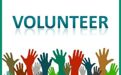 Vrijwilligers gezocht