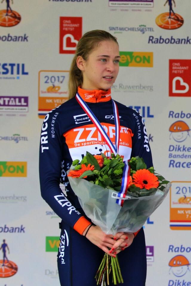 Inge van der Heijden (Foto: John Kuijsters)