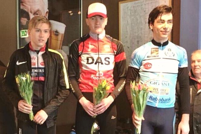 Raoul Suijkerbuijk wint trainingsrit in Landgraaf