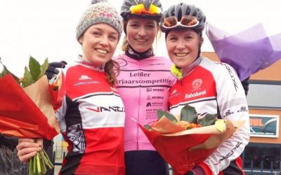 Textielstad-DJR Ladies Cycling Team vroeg in vorm