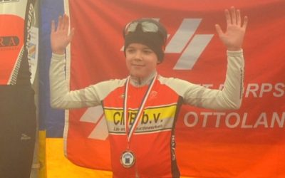 Drie podiumplaatsen in Ottoland
