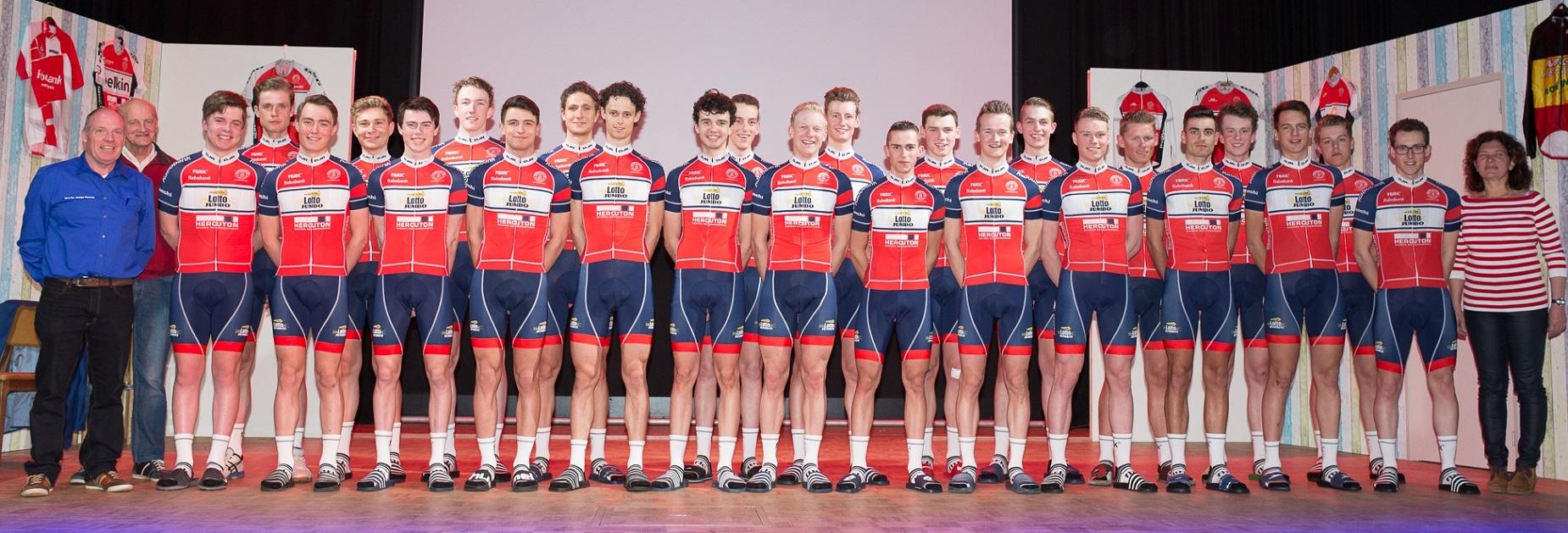 Team Lotto NL Jumbo De Jonge Renner 2017