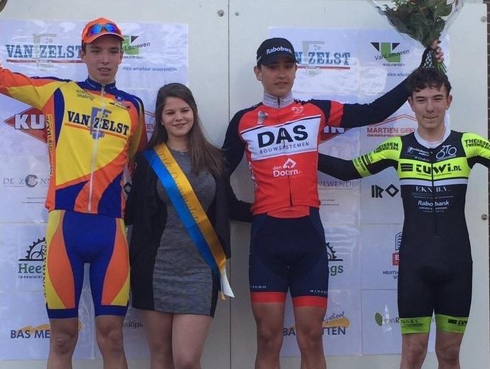 Weer winst en podiumplaatsen voor De Jonge Renner!