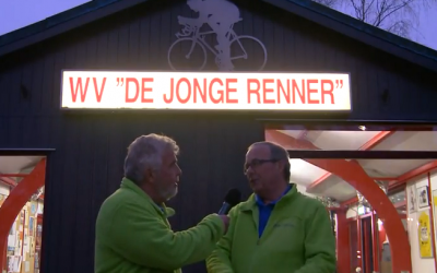 """""""Sport Drie Luik"""" op bezoek bij De Jonge Renner!"""