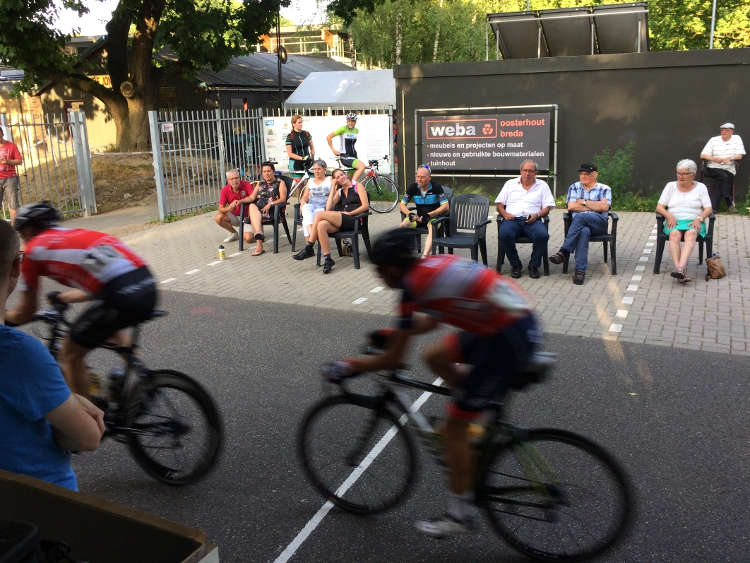 7 Zomeravondcompetitie DJR race 4 VIP-terras