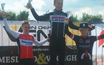 Verslag jeugdwedstrijden Brakel en Stampersgat