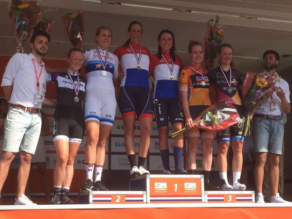 nederlands kampioen tijdrijden