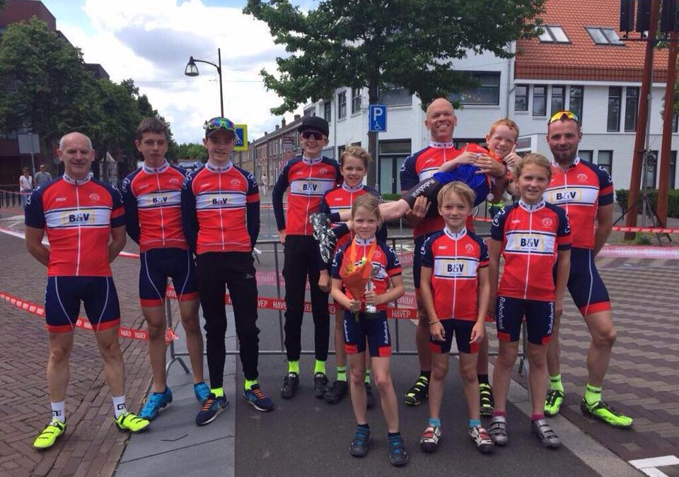 Lars en Maud winnen NK Streetrace in Goirle