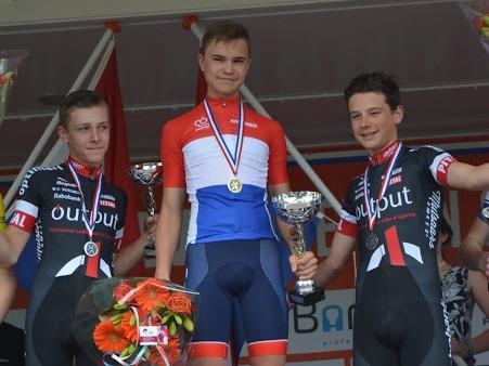 Roan Konings Nederlands kampioen!!
