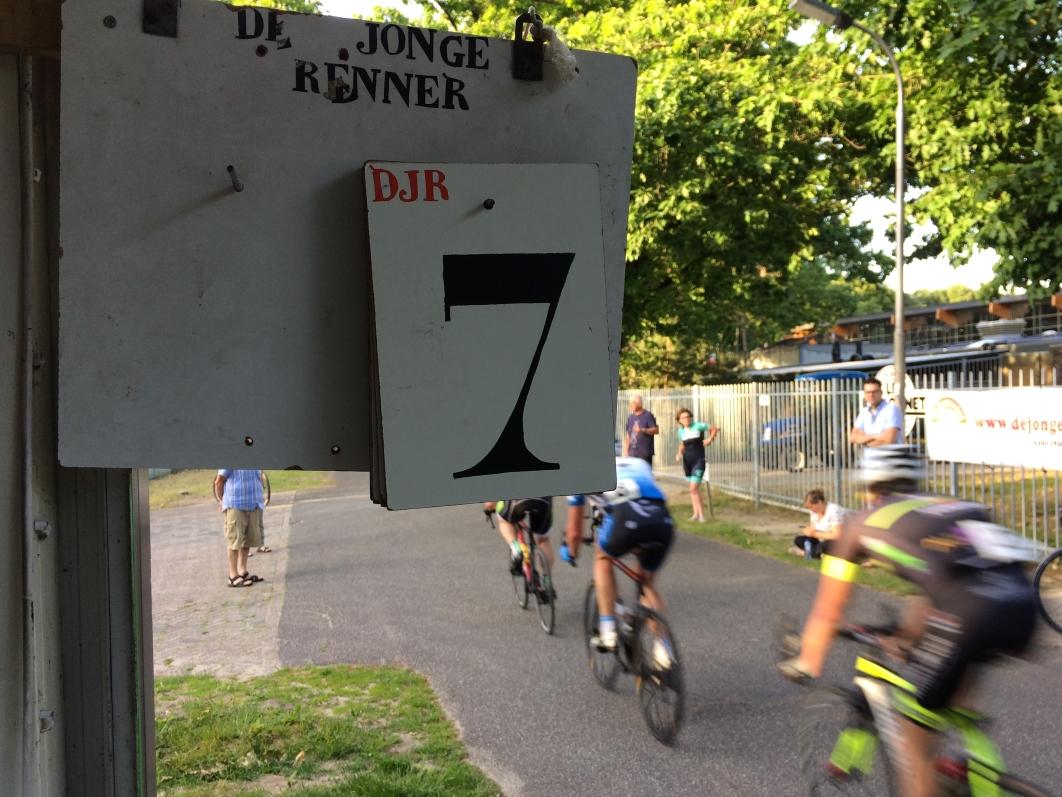 Zomeravondcompetitie DJR nog 7 ronden