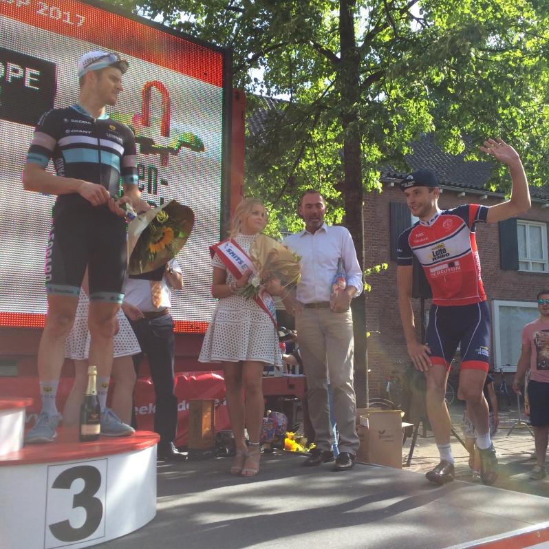 15 Midden-Brabant Poort Omloop winnaar Jaap Kooijman