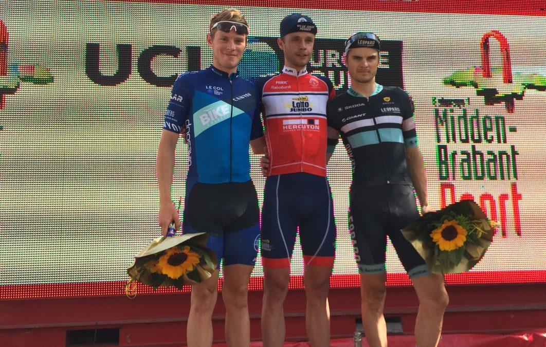 Jaap Kooijman winnaar Midden-Brabant Poort Omloop