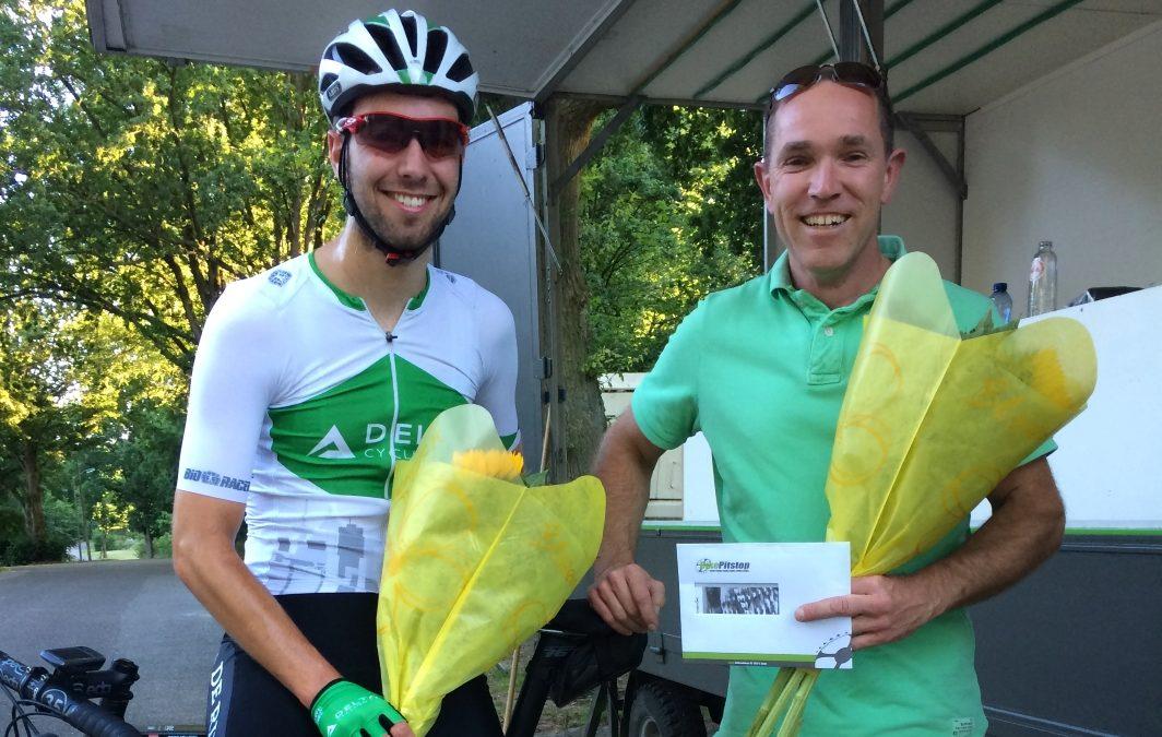 Slotrit GP Bike Pitstop voor Daan Meijers