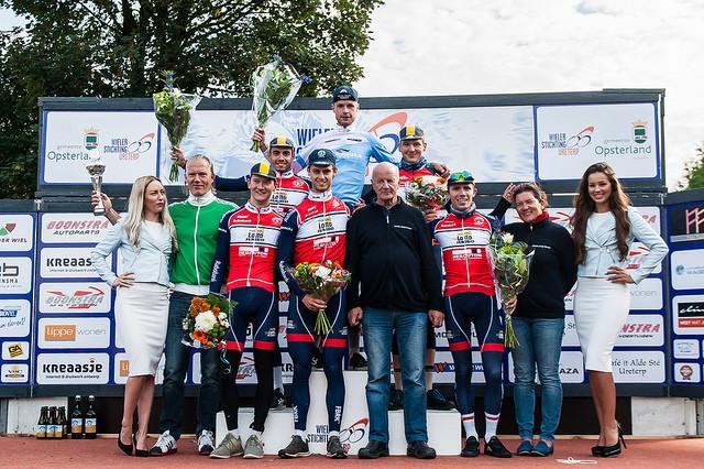 Fantastische week voor Team LottoNL-Jumbo-DJR