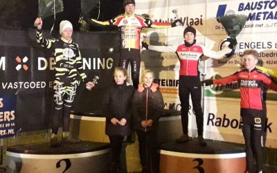 Jari Prins 3e in cross Helmond