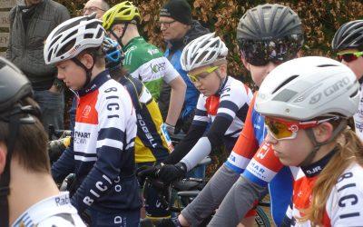 Jari Prins 2e in de Ronde van Huijbergen