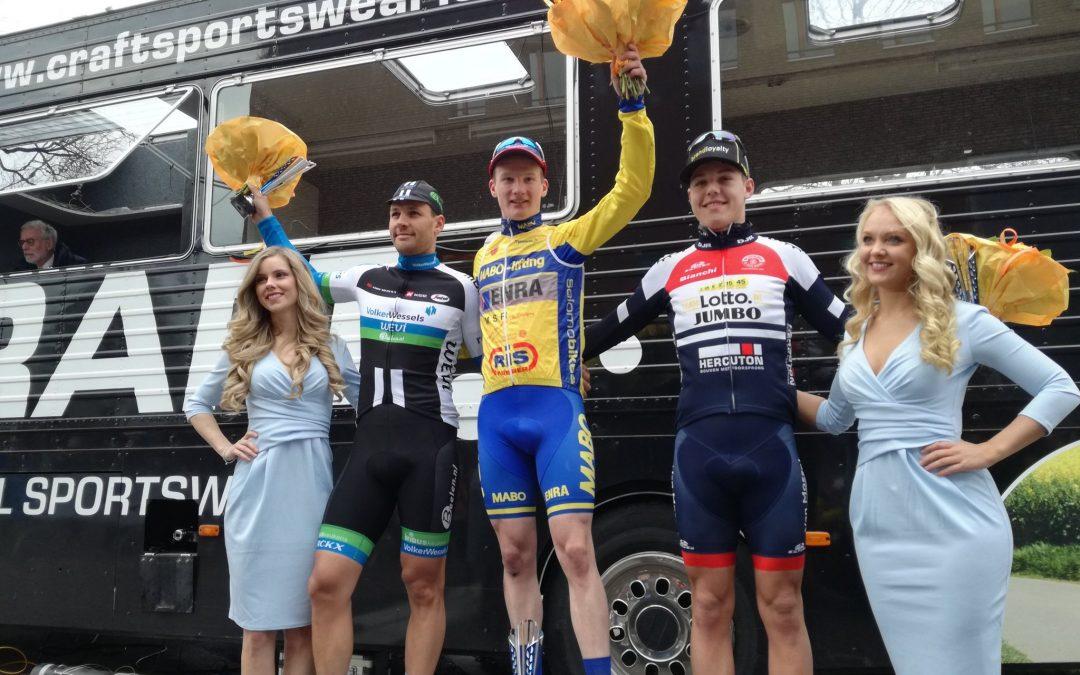 Prima start Clubcompetitie LottoNL-Jumbo- De Jonge Renner