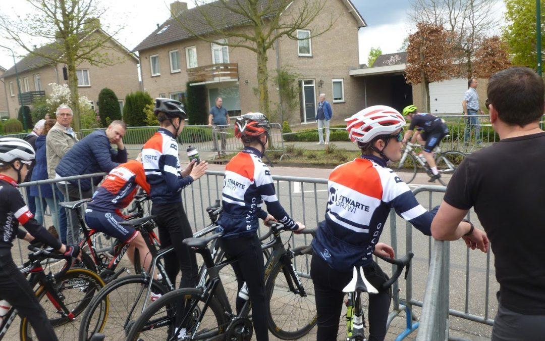 Mooie dag in Lieshout voor de Jeugd van DJR