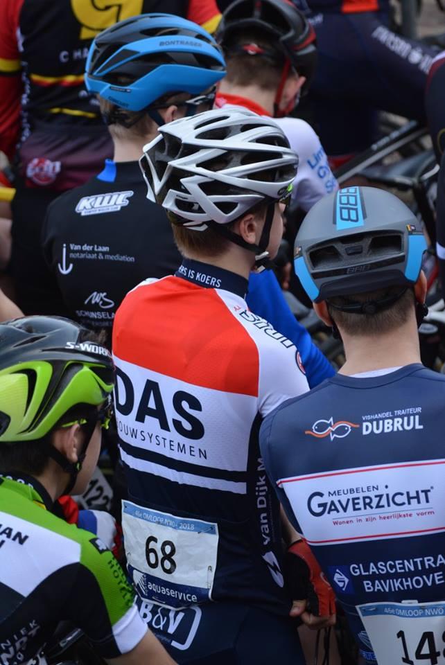 Omloop van Noord West Overijssel 2018 1 Jaap Roelen