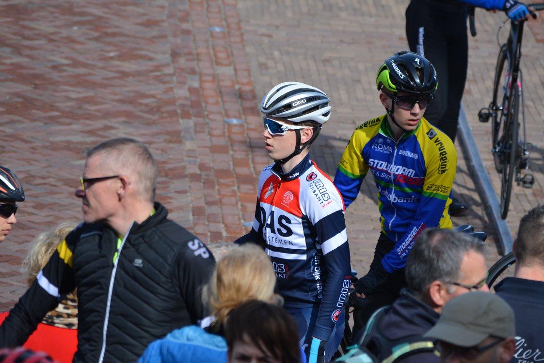 Omloop van Noord West Overijssel 2018 3 WV De Jonge Renner