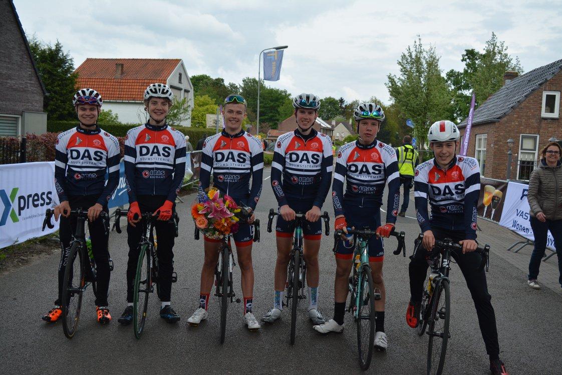 Wim Hendriks Trofee 28 april 2018 7 Team De Jonge Renner nieuwelingen