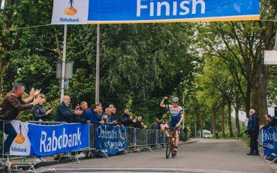 Winst voor Manuel Michielsen in Nieuw-Vossemeer