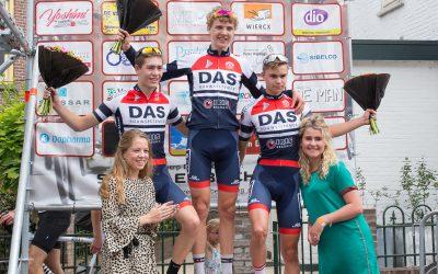 DJR domineert Ronde van Raamsdonksveer