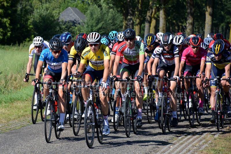 Hidde van Veenendaal 3e rit Acht van Bladel 2018 Foto Cyclingfanatics 2