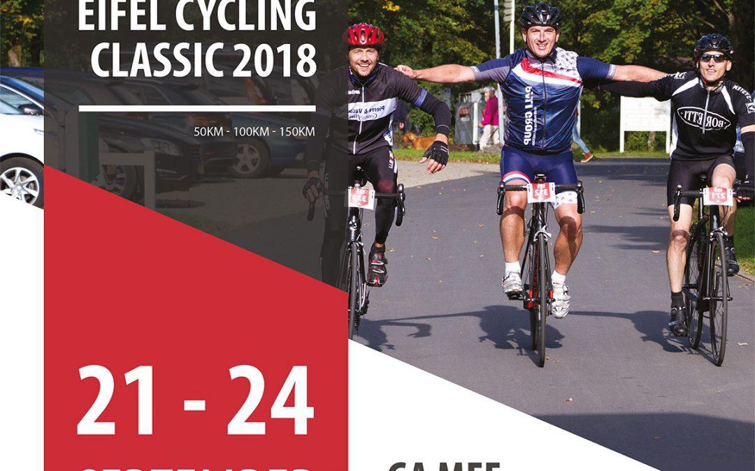 Met WV De Jonge Renner naar de Eifel Cycling Classic!