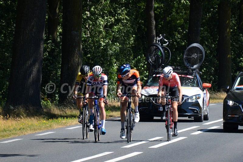 Ryan Kamp Acht van Bladel 2018 Foto Cyclingfanatics