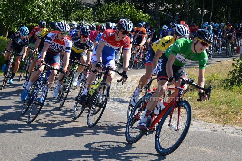 Ryan Kamp peloton Acht van Bladel 2018 Foto Cyclingfanatics