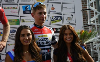 Nils Sinschek derde in Hel van Voerendaal