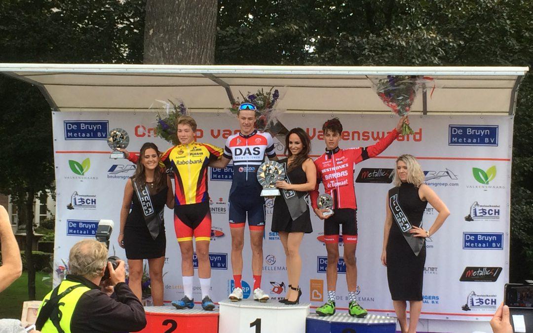 Mathijs de Kok pakt derde klassieke winst!