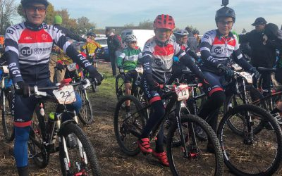 MTB Wintercompetitie Jan van Arckel is begonnen!